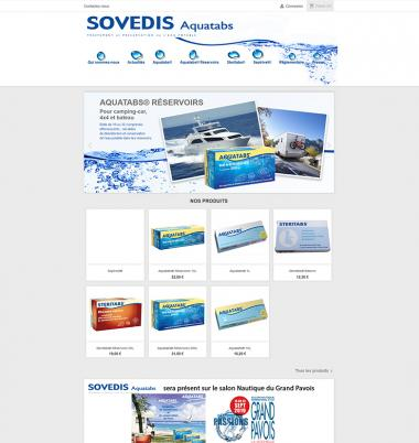 Sovedis Aquatabs
